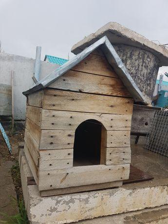Будка для собак(для звонка)