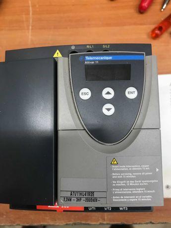 Честотен регулатор(инвертор) Altivar 11 2,2кw 220V AC