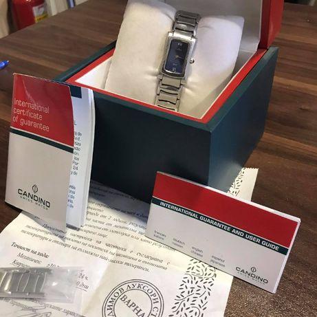 Candino швейцарски часовник