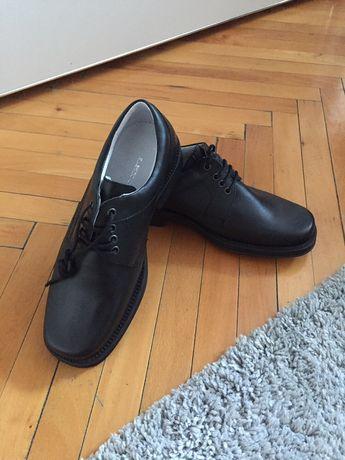 Pantofi MAI (Jandarmerie / Politie) din piele