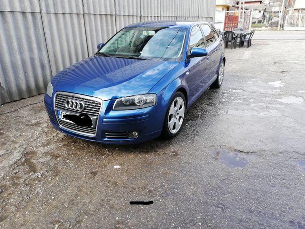 Audi a3 sportback 2005  2.0tdi. 140.bkd