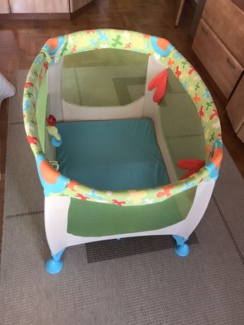 Сгъваема бебешка кошара SAFETY