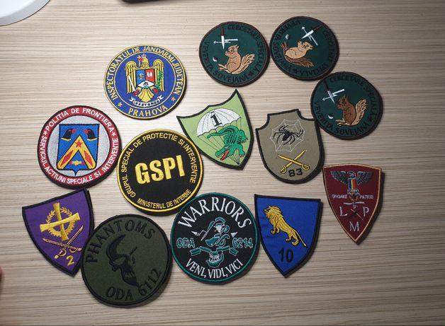 Patch-uri militare si personalizate