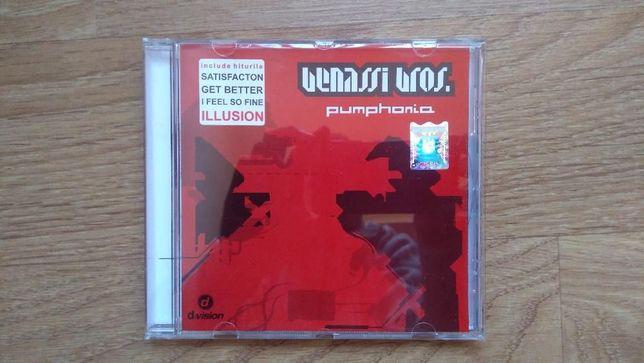 Benassi Bros - Pumphonia (CD audio)
