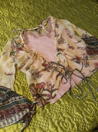 Moschino Dutti -Копринена Риза и Тениска