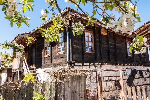 Къща за гости *** Майстор Никола Гогов *** с.Бръшлян ,Странджа планина