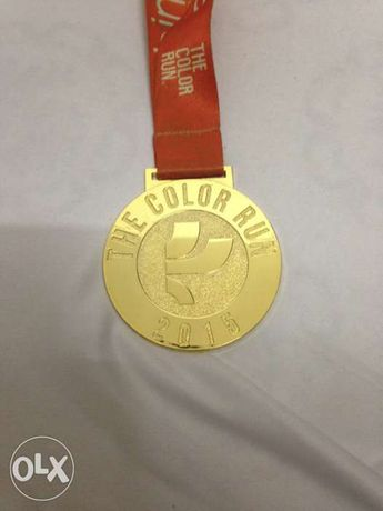 Medalie The Color Run 2015