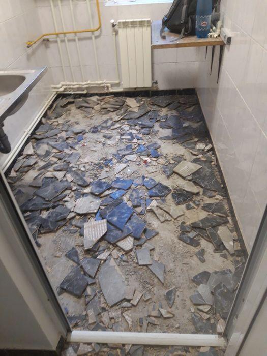 decopertari gresie faianta,demolari,taieri pereti beton armat bca Bucuresti - imagine 1