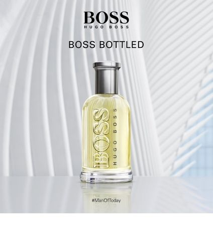 Parfum Hugo Boss Bottled (no. 6) 100ml, original 100%