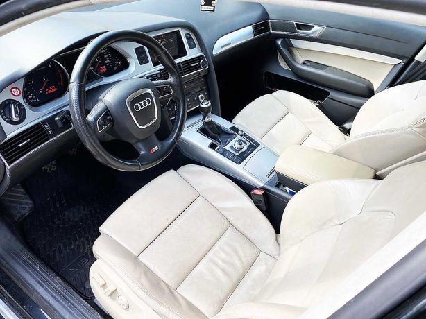 Audi A6, 2.0 TDI, Webasto, piele crem, Euro 5 !!!