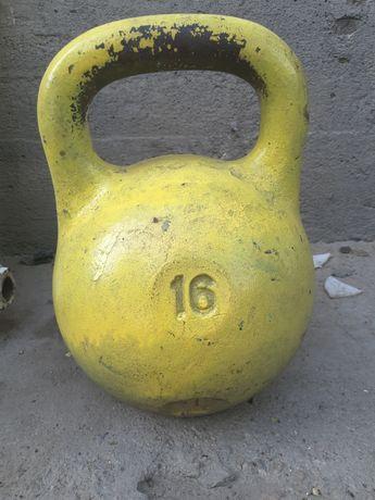 гир 16 кг советски