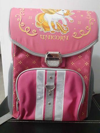 Ghiozdan scoala Unicorn fetite