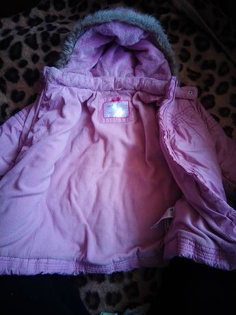Зимний куртка ..