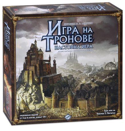 Настолна игра Game of thrones (игра на тронове)