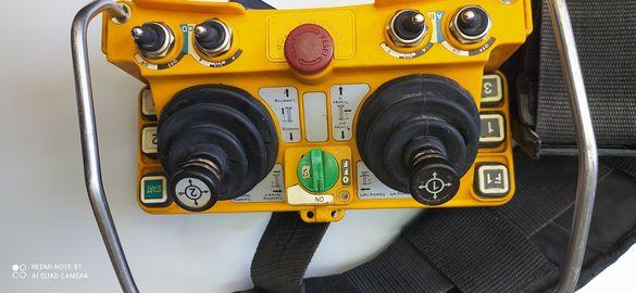 Telecrane F24-60TX remote control