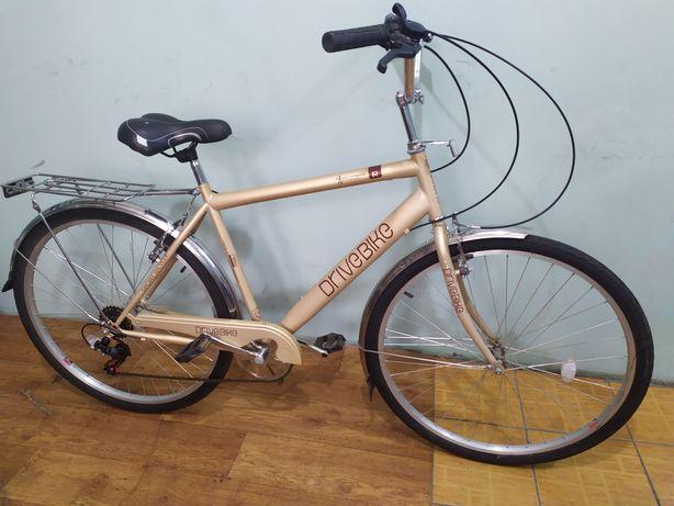 Велосипед городской Drive Bike. 7 скоростей. Кредит