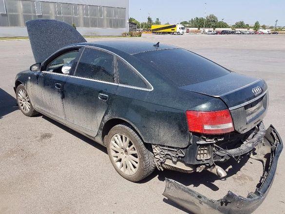 НА Части ! Audi A6 4F 2.7 TDI Quattro S-Line 4x4 Автоматик Ауди А6 4Ф гр. Пловдив - image 4