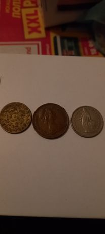 Продавам стари монети