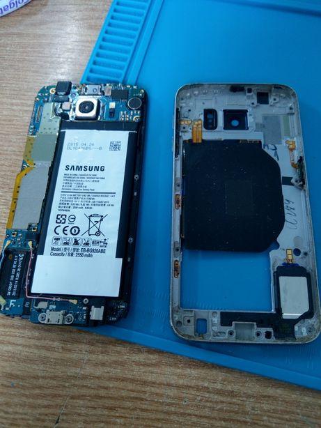 placa baza si baterie componente s6 g920f