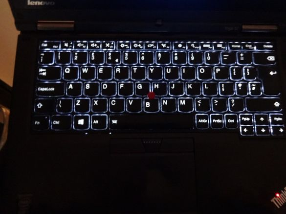 "Таблет и Лаптоп 2в1 Lenovo ThinkPad Yoga 12 - 12.5"" - i5 5300U/RAM 8GB гр. София - image 10"