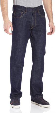 Izod Men's Big & Tall Relaxed-Fit Jean 56W x 30L
