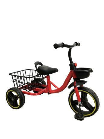 Детский трехколесный велосипед Балдырган с корзинкой