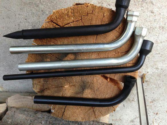 Оригинални ключове за гуми за опел.фолксваген.мерцедес.форд.Бмв-нови