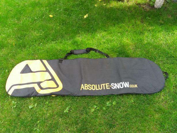 Vand geanta transport snowboard