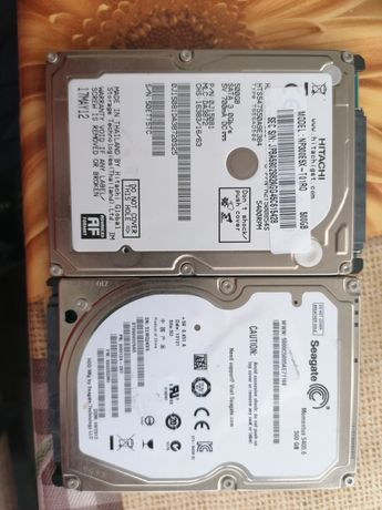 HDD 2,5 500 GB   pentru laptop