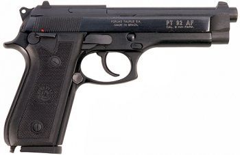 Pistol Airsoft Beretta/Taurus pe Co2 cu gaz ULTRA PUTERNIC (Modificat)