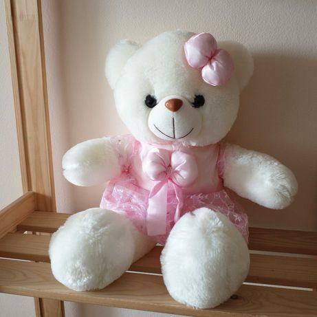 Мягкая игрушка медведь мишка плюшевая подарок девушке 50-60 см.