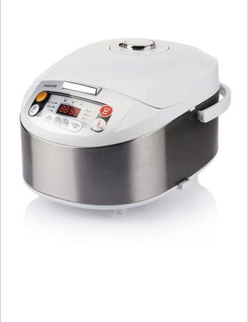 Multicooker Philips HD3037/70, 980 W, 5 L, Programe automate