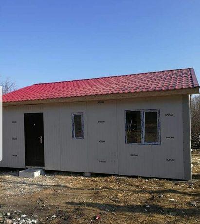 Executam containere modulare stil casa