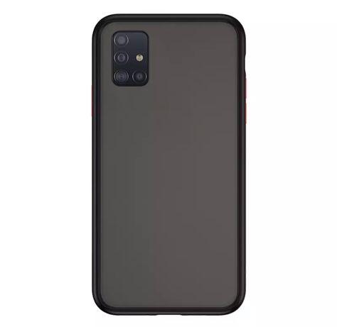 Samsung A50 A51 A70 A71 A41 A12 A52 A72 Husa Hybrid Margine Silicon