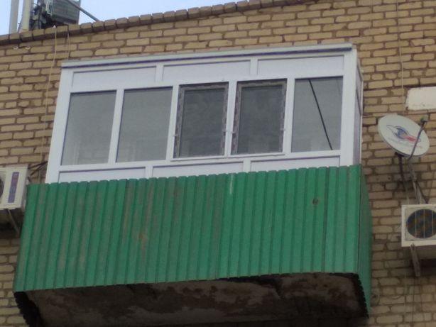 "TOO ""WINDOW SERVICE"" пластиковые окна!"