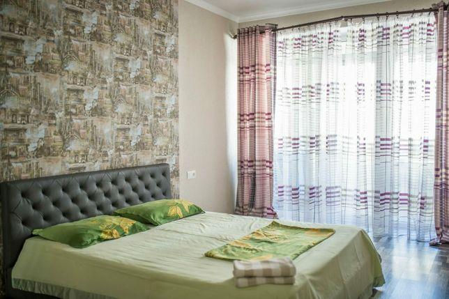 Сдам посуточно 2 -комнатную квартиру на Курмангазы Масанчи