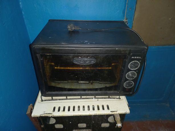 Электрический печь
