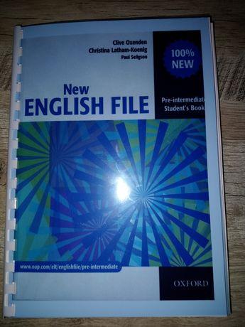New English File даптеримен Новый