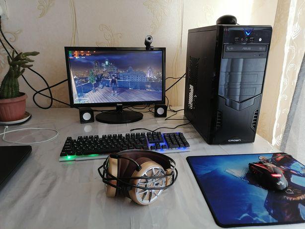 игровой компьютер полный комплект