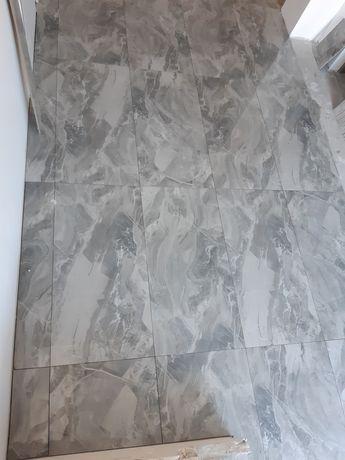 Gresie rectificata portelanata Stientific Grey,Lugoj,Caransebes,