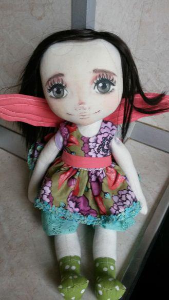 Кукла ръчна изработка Колекционерска
