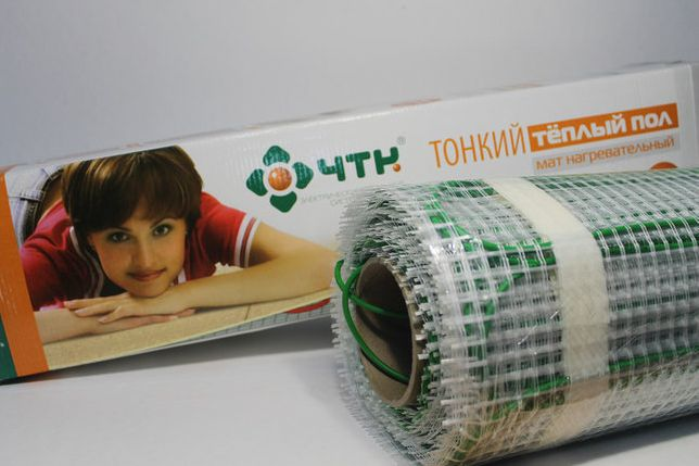 теплый пол Алматы, купить теплый пол, Электрический теплый пол для