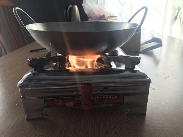 Къмпинг Печка за готвене  20см