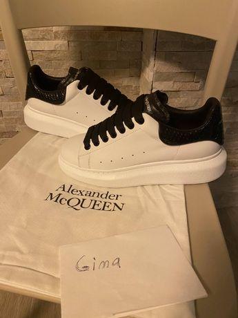 sneakersi alexander mcqueen piton 43 original