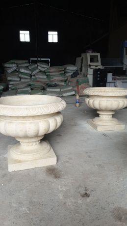 Объёмные вазы. Вазы для цветов. Ратонда. Скульптура. Ландшафт. Вазон