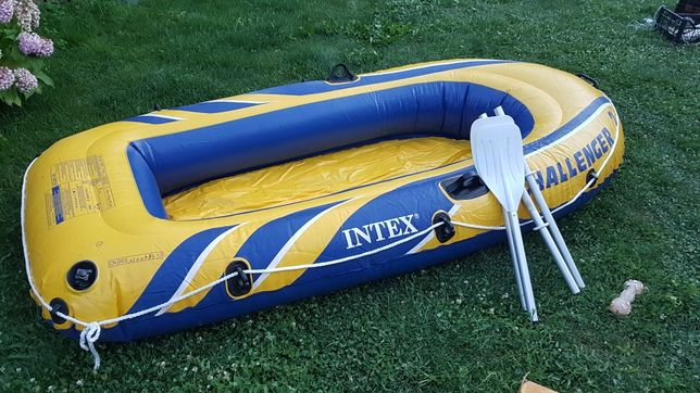 Barca pneumatica Challenger 2 Intex vand sau schimb
