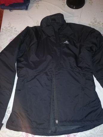 """Куртка чёрная, фирмы """"Аdidas"""""""