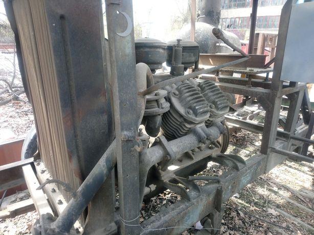 Продам  компрессор ресивер ёмкость под газ
