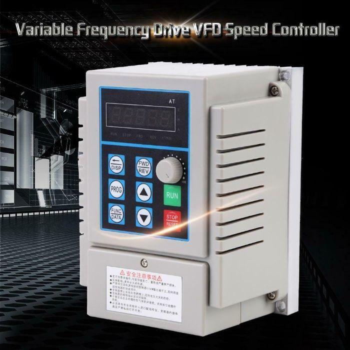 ANIMABG Честотен инвертор 0.45 kW Frequency Drive VFD