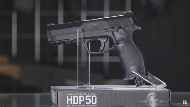 Pistol Airsoft/Auto-Aparare/Poze reale/20j/Cod UNIC!=>Putere REALA